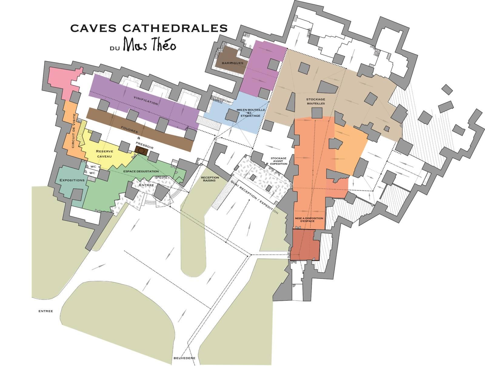 plan cave