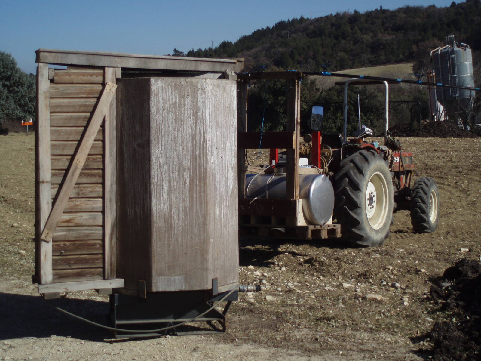 Biodynamic preparations