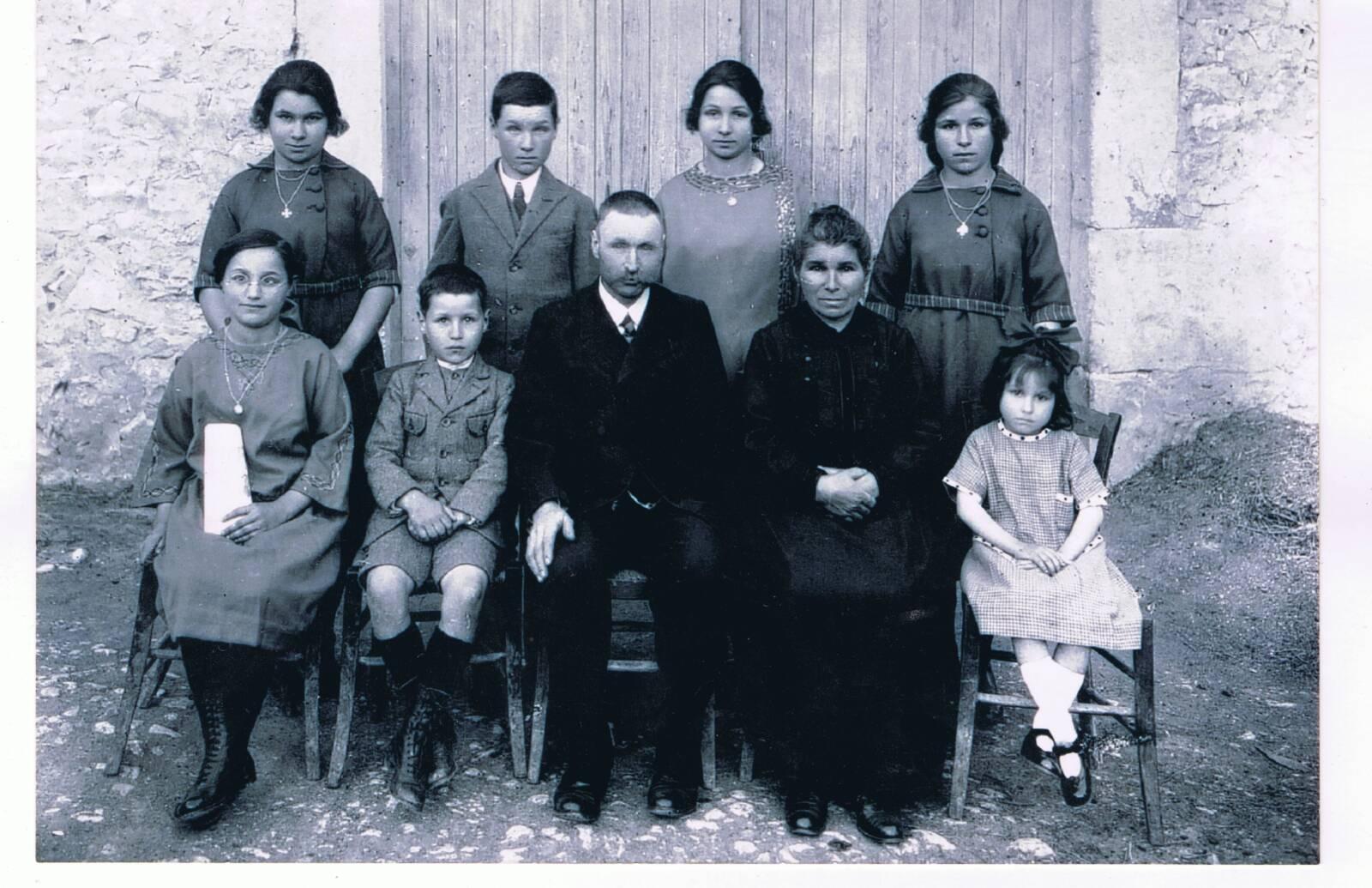 famille theolas