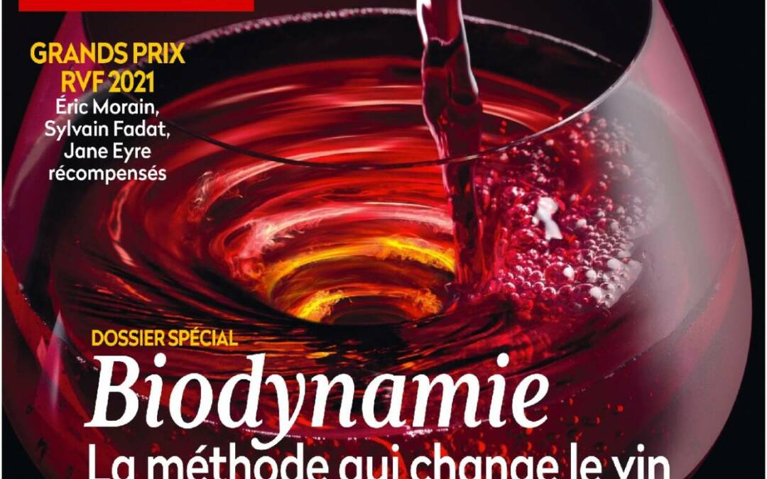 Le P'tit gaby in the French wine review