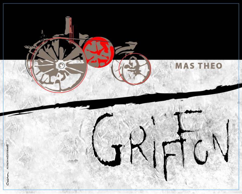 étiquette griffon