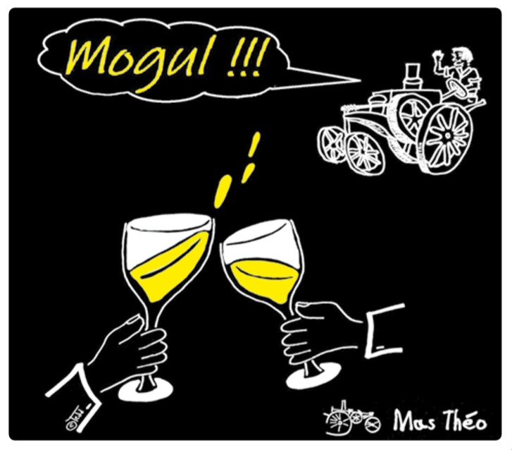 Vin blanc Mogul